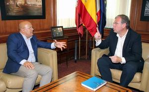 Faustino Sánchez defiende que los proyectos iniciados en León «seguirán en marcha» y apuesta por Torneros