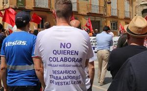Vestas supedita la producción en 2019 en la planta de Villadangos a la subasta energética en Europa