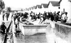 Los campos de concentración de la represión franquista en Castilla y León
