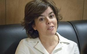 Soraya Sáenz de Santamaría: «Puedo ampliar la base social del PP y atraer a votantes de Ciudadanos»