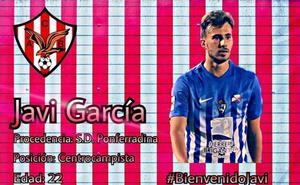 Javi García, nueva incorporación del Atlético Bembibre