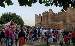 El medievo toma León en el IX edición del Mercado Medieval de Valencia de Don Juan
