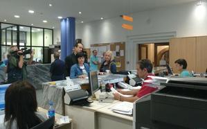 Peñalba pide «medidas más serias» para solucionar las «carencias» de los accesos