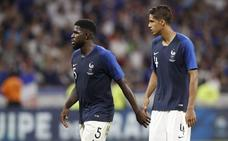 Varane y Umtiti lideran el regreso del 'black power'