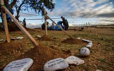 Castilla y León exhuma su memoria