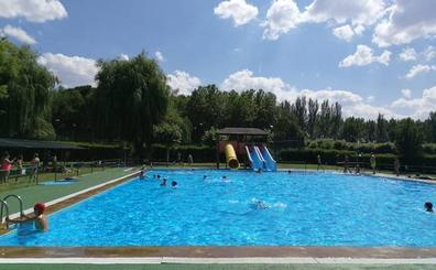 leonoticias.tv | En directo, la piscina de Sahagún