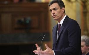 Pedro Sánchez remarca su compromiso de una «transición justa» para las zonas afectadas por el cambio energético