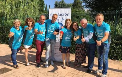 Laguna de Negrillos celebra su VIII carrera benéfica para luchar contra el Alzheimer