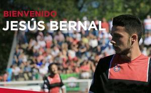 Jesús Bernal, nuevo jugador de la Cultural y Deportiva Leonesa