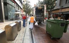 Ponferrada adjudica a la empresa Urbaser el 'macrocontrato' del servicio de limpieza