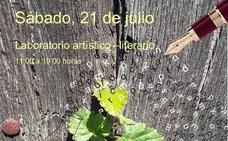 Santa Colomba de Somoza acoge un diálogo artístico-literario en la exposición 'Concha Espina'