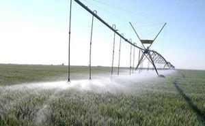 Castilla y León redujo un 7,7% el consumo de agua en explotaciones agrarias durante 2016
