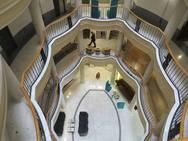Interior del Hotel Alfonso V