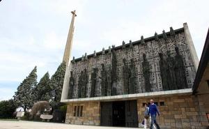 El Santuario de la Virgen del Camino obtiene la declaración de Monumento