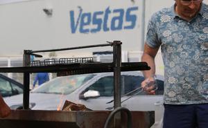 La plantilla y Vestas rompen negociaciones tras marcar como 'línea roja' un ERE de extinción de empleo