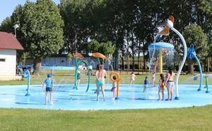 Las piscinas de Valencia de Don Juan en 360º