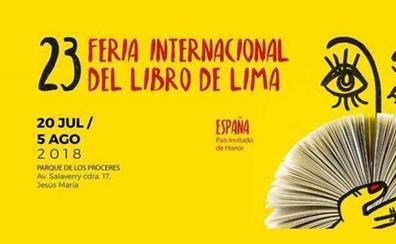 La ULE participará en la 'Feria Internacional del libro de Lima'