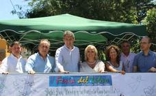 Los libros tomarán el Jardín de los Patos de Valencia de Don Juan