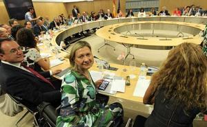 Del Olmo: «Desde la Junta no queremos más deuda, sino solución a la infrafinanciación»