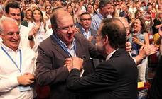 Representantes de Castilla y León en el congreso extraordinaro del PP