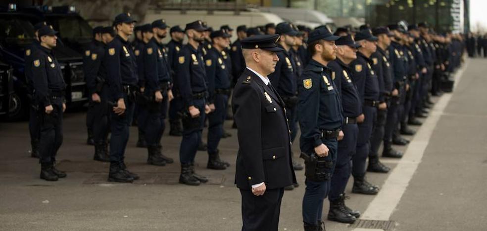 La Policía Nacional de Castilla y León recibe hoy a 95 nuevos agentes en prácticas