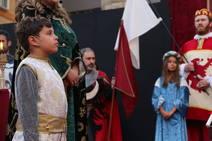 La coronación de Alfonso V de León