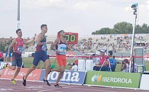 Saúl Ordóñez reaparece sólo 22 horas después de su récord de 800