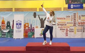 Lydia Valentín prolonga su reinado