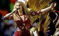 La mala racha de Shakira