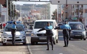 La Policía Local inicia en León una campaña especial de vigilancia y control de furgonetas en la ciudad