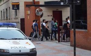 La Policía Nacional de León recibe diez nuevos alumnos en prácticas que se incorporan durante once meses