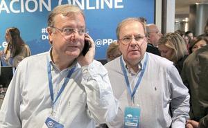 Las frenéticas 24 horas que revalorizaron el futuro político de Antonio Silván en el seno del PP