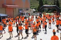 III Marcha solidaria en Vegacervera