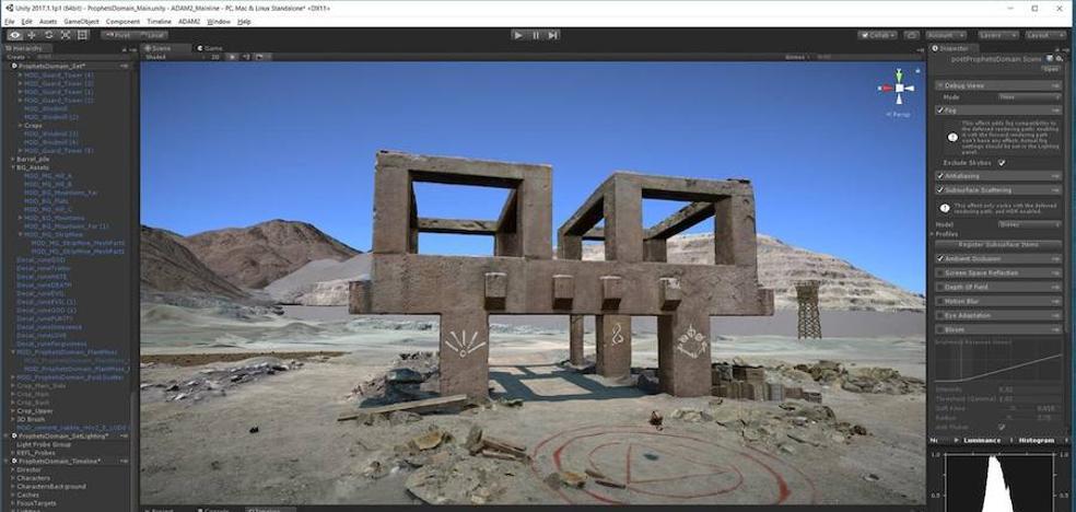 El mundo virtual llega a la ULE con la IV Edición del 'Curso sobre desarrollo de juegos y mundos virtuales'