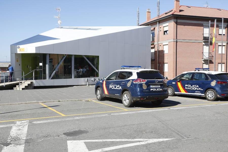 Caso de violencia de género en Astorga