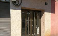 El vecino herido por un disparo en el crimen de Astorga presenta lesiones que «no revisten especial gravedad»