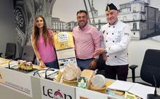 El 'Concurso de corte de kesos y emplatado' pone en valor la amplia variedad de quesos de León