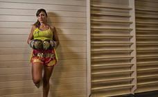 La leonesa Yohanna Alonso revalida el título de campeonato de España en defensa personal Bricpol