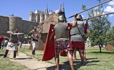 leonoticias.tv | En directo, desde el campamento Astur-Romano de Astorga