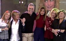 Una imagen de Chelo García Cortés en 'Sálvame' escandaliza a los telespectadores