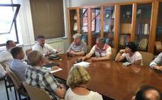 La Diputación reabrirá 'de manera condicionada' la carretera de Peñalba a partir de la semana próxima