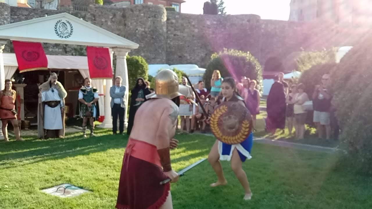 Astorga se rinde a Astures y Romanos