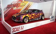 Tres modelos de Hyundai, protagonistas en Hollywood