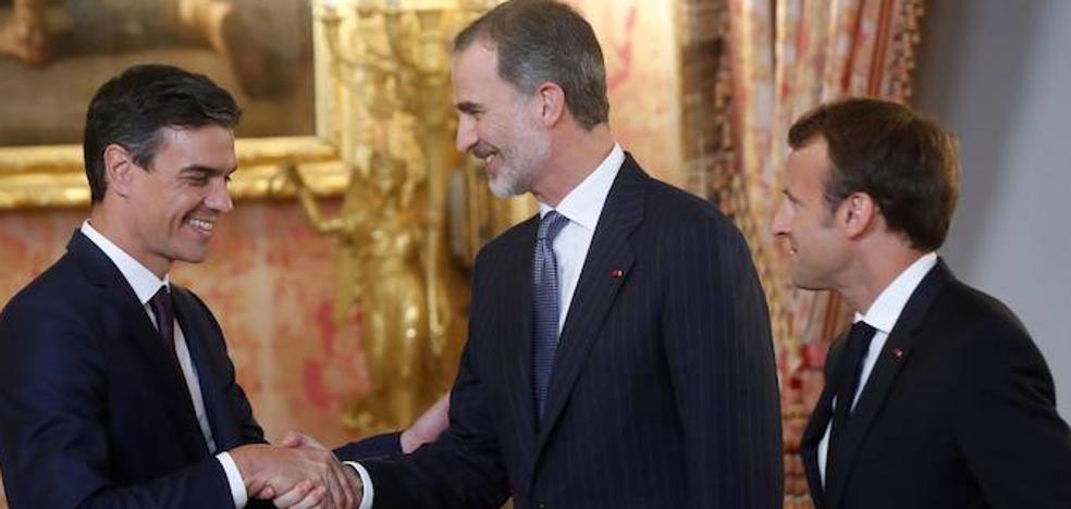 Sánchez protege al rey Juan Carlos: «No vamos a aceptar ningún chantaje al Estado»
