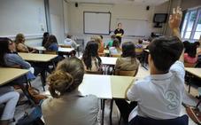 Los alumnos con nota superior al 8 recibirán entre 50 y 125 euros más de beca