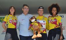 Óscar González Brea ganador de la XXIX Vuelta a León