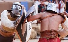 Astures frente a romanos en Astorga