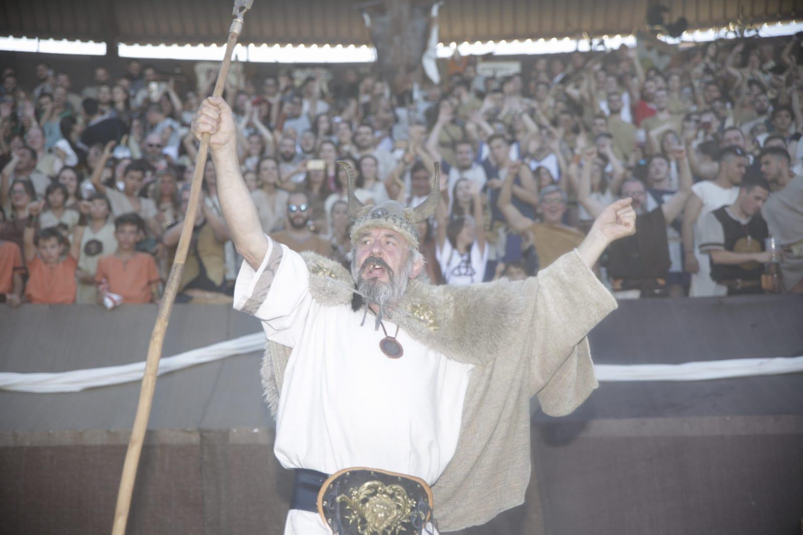 Astures y Romanos invaden Astorga