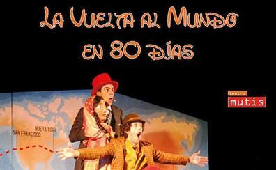 'La vuelta al mundo en ochenta días' pasa por el MSM