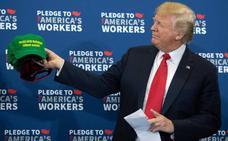 Trump amenaza con suspender las funciones del Gobierno si no respaldan su política migratoria